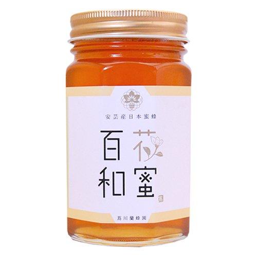 蔦川蘭蜂園『百花和蜜』