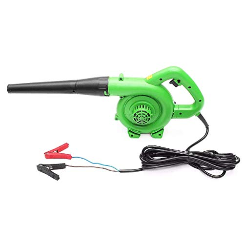 CLJ-LJ Soplador eléctrico portátil eléctrico soplador de aire soplado máquina polvo hoja soplador de aire 1200 W herramienta eléctrica Accesorios