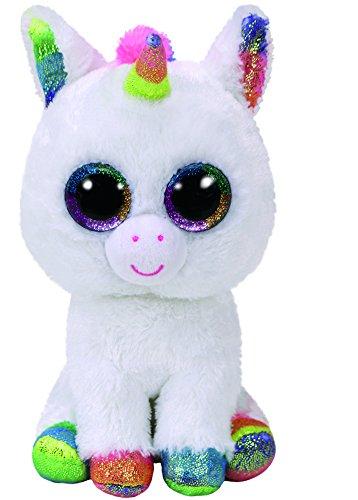 TY - Beanie Boos Pixy - Unicornio Blanco 23 cm (United Labels Ibérica 37157TY)