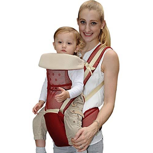Porte-bébé Support Frontal Siège bébé Tabouret à la Taille Quatre Saisons Quatre Saisons Universel ( Color : B )