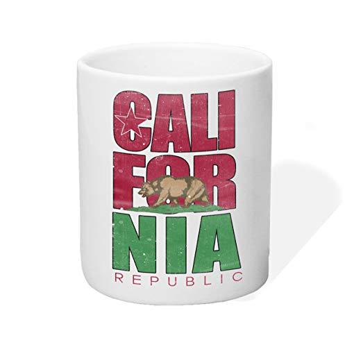 P-T-D California Tasse Kaffeetasse Kaffeebecher
