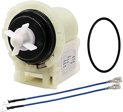 8540024 Front Load Washer Drain All items free Spring new work one after another shipping Whirlpool Pump for Washing Machi
