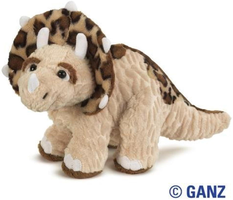 Webkinz Plush Stuffed Animal Triceratops by Ganz