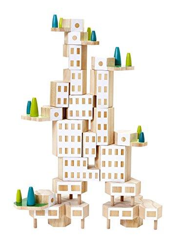 Areaware Blockitecture Garden City Mega Set