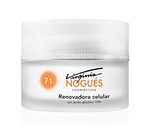 Crema Hidratante Facial Renovadora Celular - ligera, absorción inmediata, sin brillos, sin aroma y refrescante (50 ml)