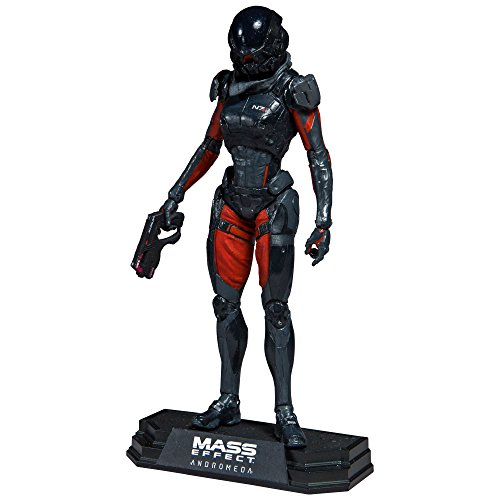 Mass Effect 12018 - Action Figure di Andromeda Sara Ryder, 17,8 cm