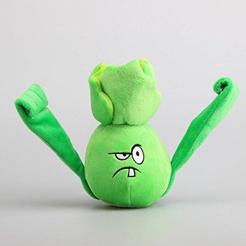 zcm Plüschtier 18cm Plüschtier PVZ Figur Bonk Choy Pflanzen Gegen Zombies Plüschtier Gefüllte Puppen 7 geschenkspielzeug