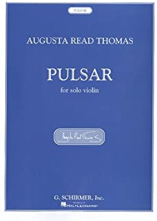Pulsar: For Solo Violin