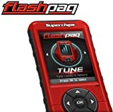BRAND NEW SUPERCHIPS FLASHCAL F5 IN-CAB TUNER,2.8' COLOR...