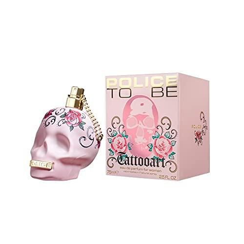 Perfume Mujer To Be Tattoo Art Police EDP (75 ml) Perfume Original   Perfume de Mujer   Colonias y Fragancias de Mujer