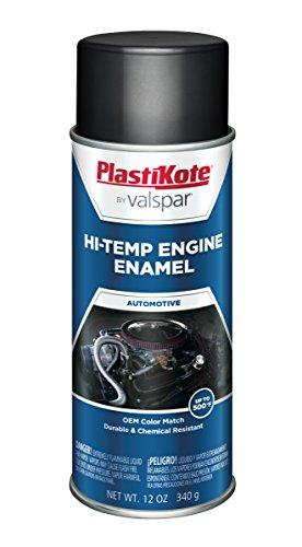 Price comparison product image PlastiKote 215 Low Gloss Black Engine Enamel,  12 oz.