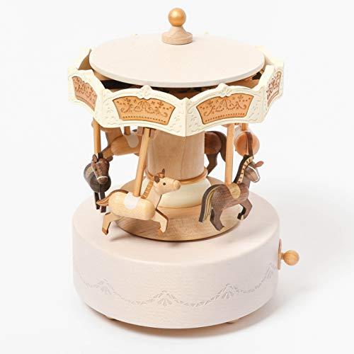 WONDERFUL Wooden Carousel