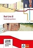 Red Line 5: Vokabelübungssoftware Klasse 9 (Red Line. Ausgabe ab 2014)