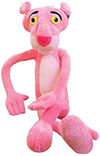 150Cm Panther Stuffed Animals Plush Baby Doll Animation Cute Pillow Toy Kid Gift