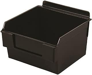 Slatwall Storage / Display bin, Plastic (polypropylene), 5.25