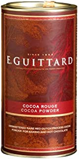 Guittard Chocolate Cocoa Rouge Cocoa Powder Unsweetened, 8 oz