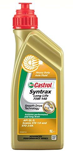 Castrol SYNTRAX LONGLIFE 75W-140 1L