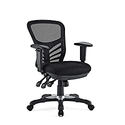 Modway Articulate Ergonomic Mesh Office Chair Pic- Best Office Chairs Under 200