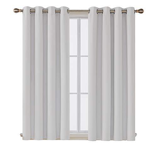 cortinas blancas matrimonio