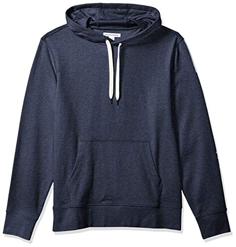 Amazon Essentials Sudadera Ligera de Felpa Francesa con Capucha. Fashion-Hoodies, Azul Marino, US XS (EU XS)