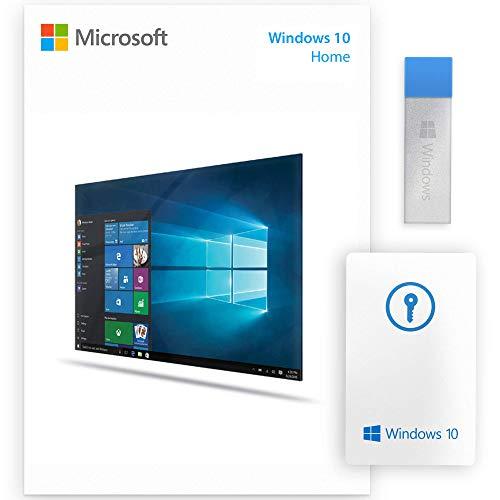 Windows 10 Home USB Deutsch 32/64 Bit - Windows 10 Home Lizenz 32 Bit / 64 Bit Deutsch - Windows 10 Home Deutsch