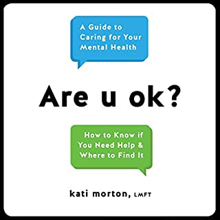 Are u ok? audiobook cover art