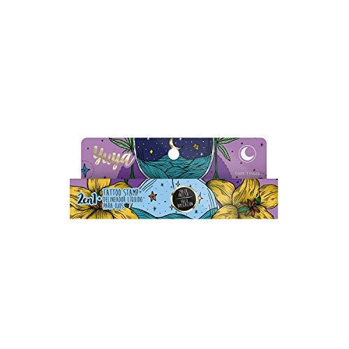 NUEVO Delineador Yuya Tattoo Stamp Luna