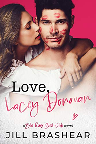 Love, Lacey Donovan (Blue Ridge Book Club 1) by [Jill Brashear]