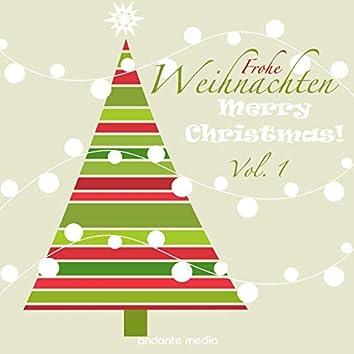 Frohe Weihnachten - Merry Christmas!, Vol. 1