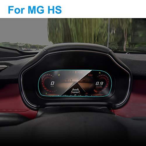Película protectora Tablero de instrumentos del coche Protector de pantalla for la pantalla MG SA 2019 Interior del coche del tablero de instrumentos de membrana protectora TPU Film Accesorios for aut