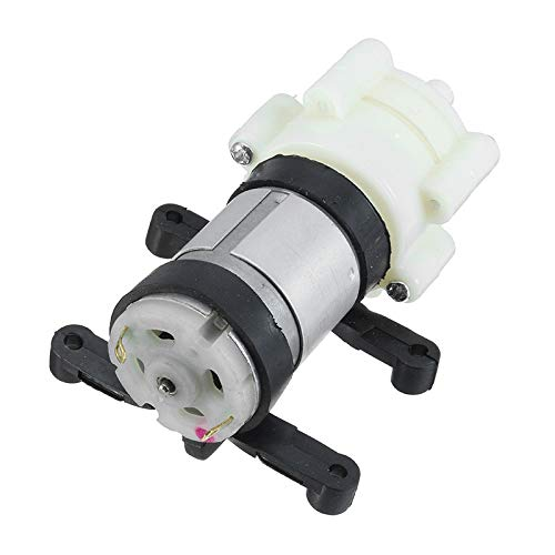 Priming Diafragma Mini Pomp Spray Motor 12V Micro pompen voor Water Dispenser 90mm x 40mm x 35mm Max Zuig 2m