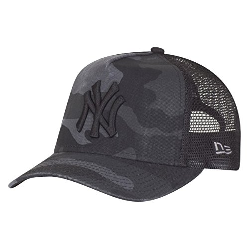 New Era washd Camo Truck Kids NEYYAN Cap Linie New York Yankees, Unisex Kinder, Mehrfarbig (MNC)