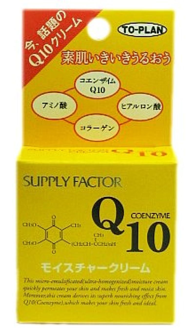 充実シュートペルソナトプラン Q10モイスチャークリーム30g