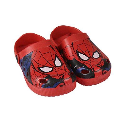 Zuecos de Playa Spiderman 5215 (talla 31)