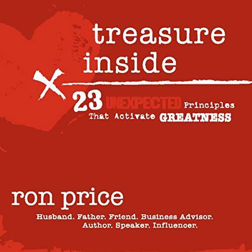 Treasure Inside audiobook cover art