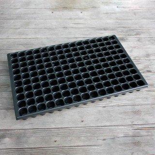 Stabile Anzuchtsplatte mit 150 Pflanzlöchern - QuickPot QP-150R