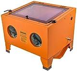 JEGS 81502 Bench Top Sandblast Cabinet 15-25 cfm @ 40-120 psi