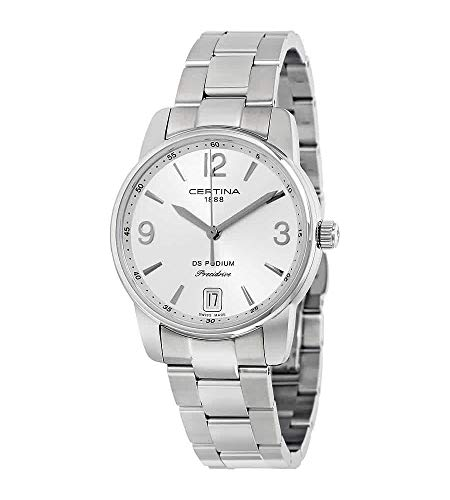 Certina DS Podium C034.210.11.037.00 Elegante orologio da donna Ottima...