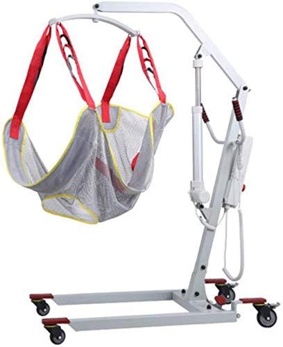 GLJY Lift Sling Transfer Machine, kompakter Patientenaufzug Old Man Lifting Carrier Shifter, geeignet für die Pflege gelähmter älterer häuslicher Pflege