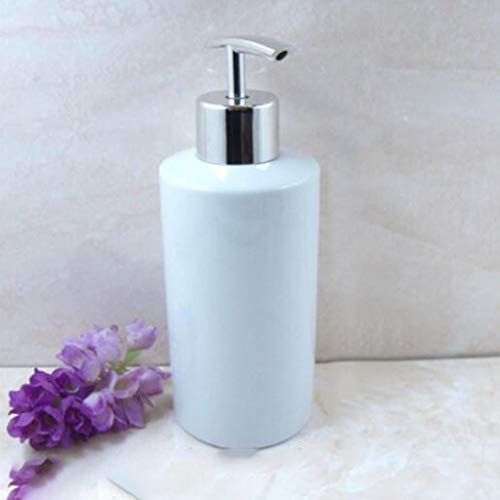 Shuxiang-dispensador de jabón, Los Aromas Creativa líquido de Manos dispensador de jabón for baño - Decorativo Bomba de Mano Loción for encimera, Decoración Boutique