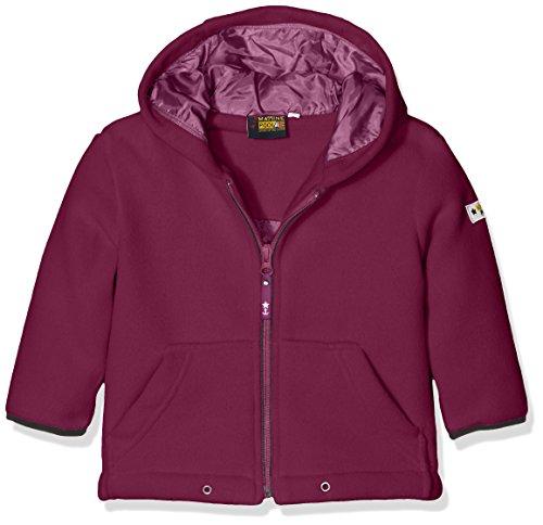 Marinepool Kinder Jacke NK Hood Kids Jacket, Purple, 80/86