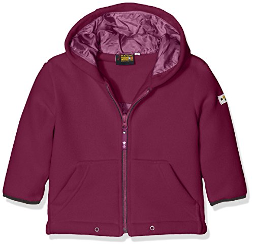 Marinepool Kinder Jacke NK Hood Kids Jacket, Purple, 80/86