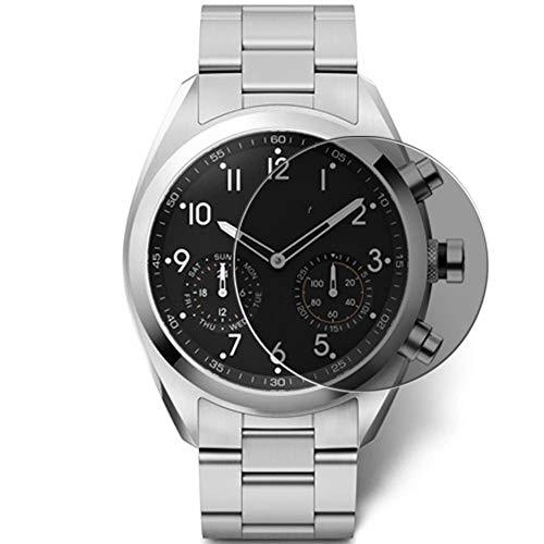 Vaxson TPU Pellicola Privacy, compatibile con Kronaby Sekel Apex Smartwatch (41mm), Screen Protector Film Filtro Privacy [ Non Vetro Temperato ]