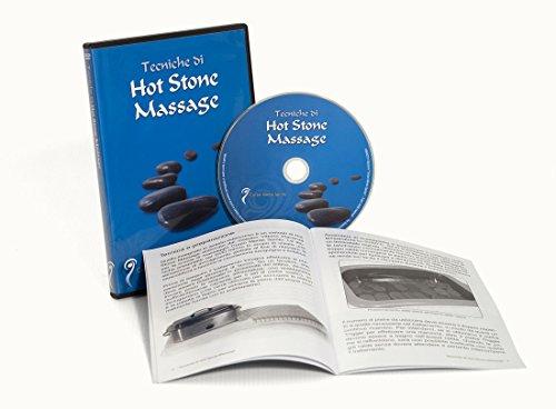 Hot Stone Massage - Video corso in DVD - Con attestato
