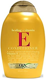 OGX Healing + Vitamin E Conditioner, 13 Ounce (2 Pack)