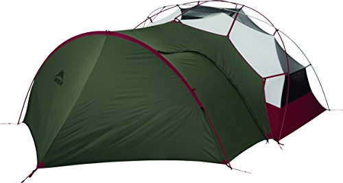 MSR GEAR SHED FOR ELIXIR & HUBBA TENT (GREEN)