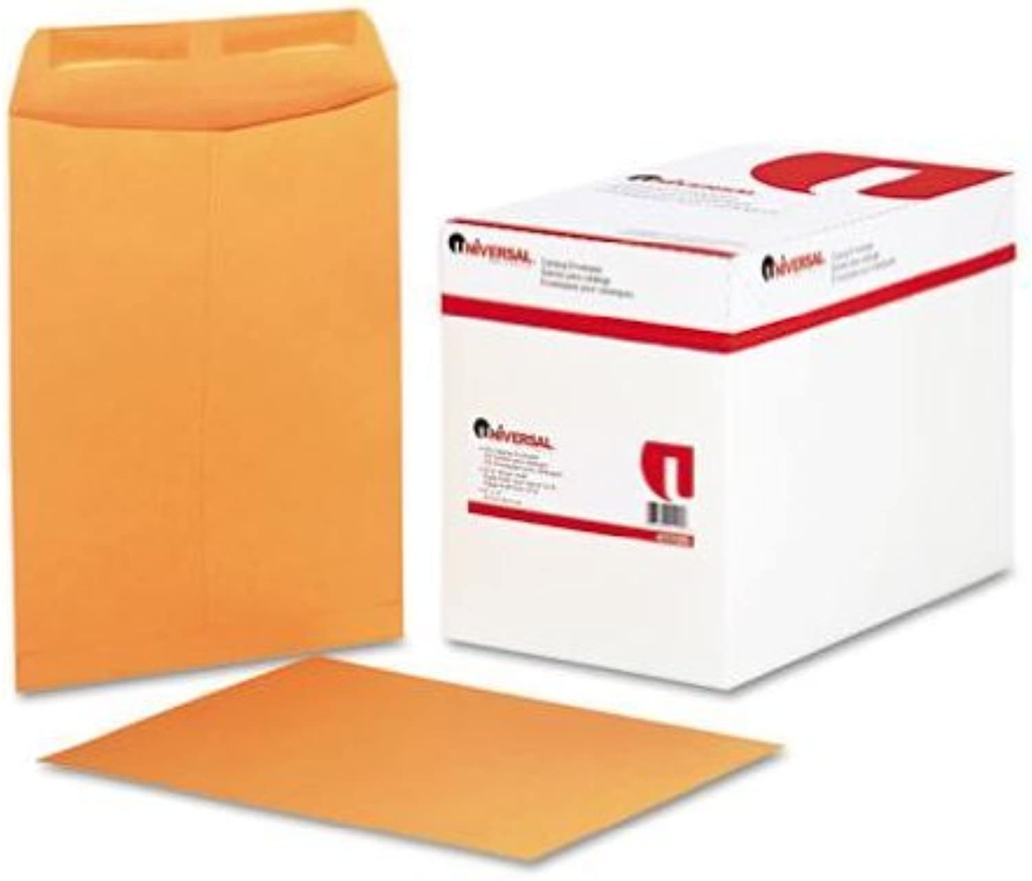 Universal Office Products Side Seam Catalog Envelope 41105 by Sparco