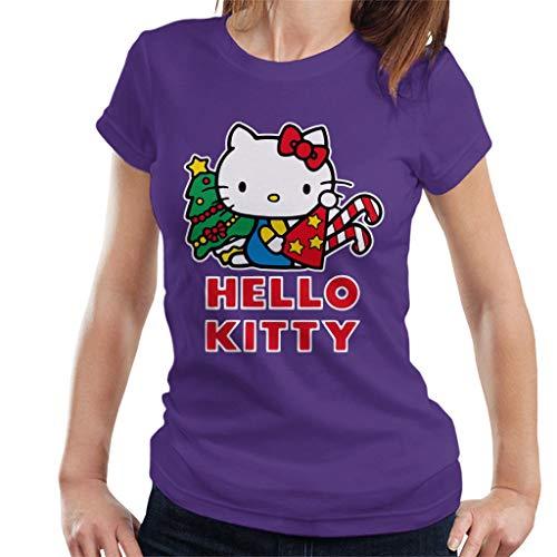 Hello Kitty Festive Star Christmas Hat Women