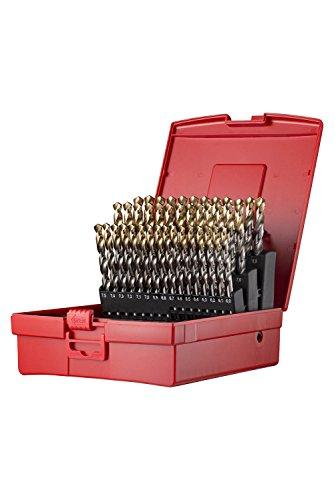 Dormer A095203 Jobber Drill Set, Set of 41