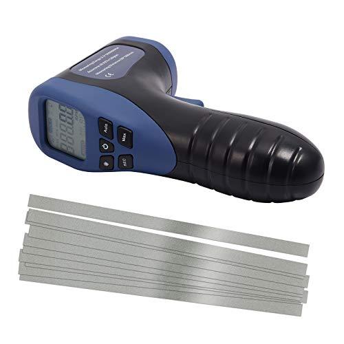Ehdis Digital LCD Foto tacómetro sin Contacto RPM medidor de Velocidad del Motor...